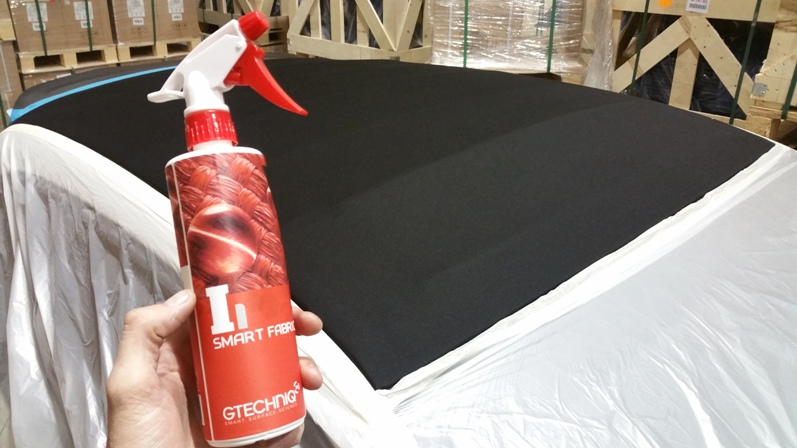 Convertible Roofs Pro Reflect Car Valeting And